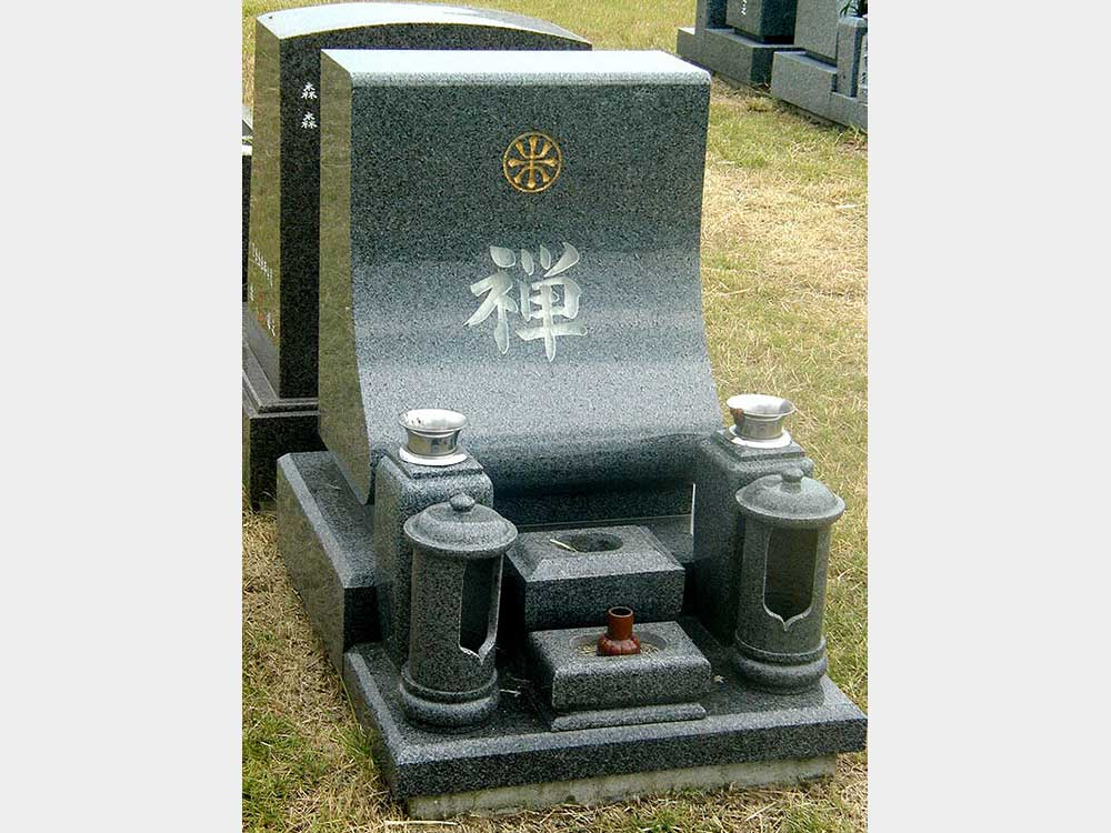 コンパクト墓