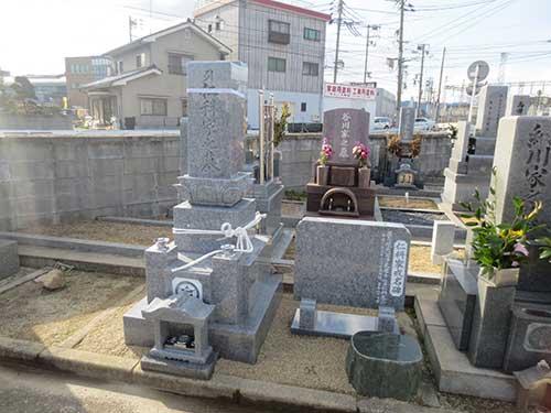 大阪型 9寸角 四重台