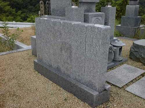 戒名棒タイプ 墓誌