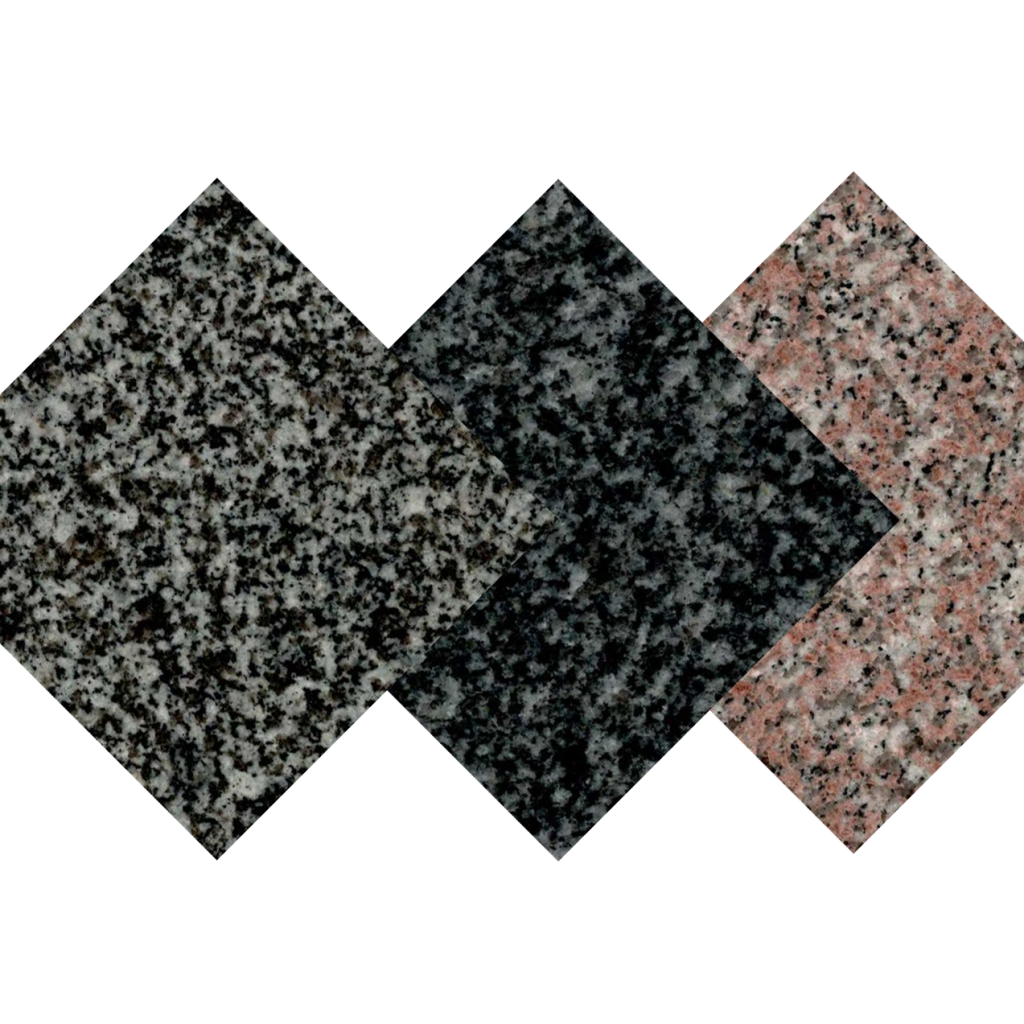 石種のパターン