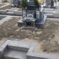 墓地の雑草・・何とかなる?